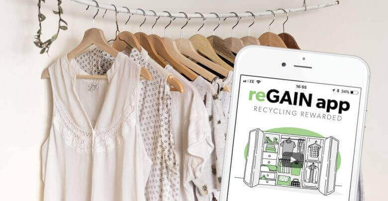 The revolutionising fashion recycling app to ReGAIN with discount codes