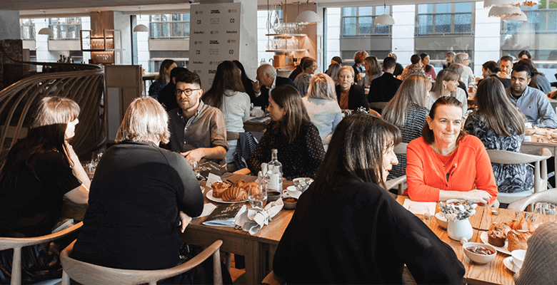 Common Objective Hosts Sustainable Sourcing Breakfast