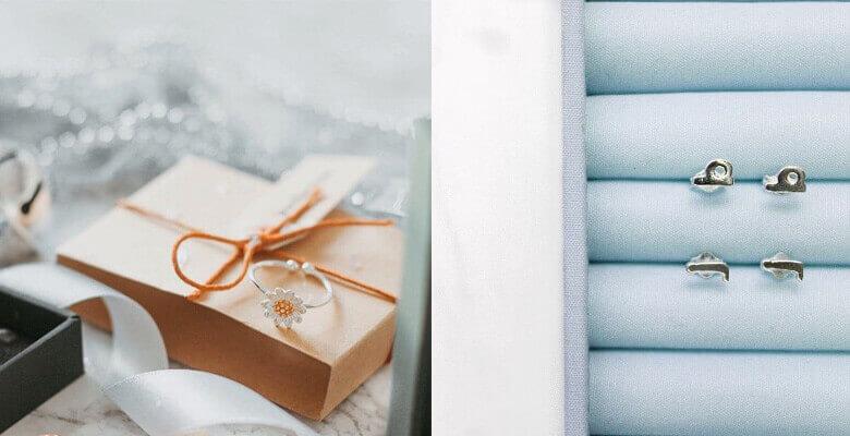 London-based online jewellery retailer, jewellerybox, partner with  reGAIN
